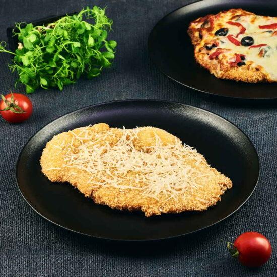 Șnițel de pui în crustă panko